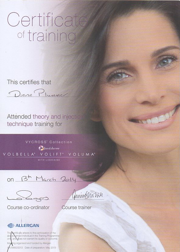 Allergan Medical Institute - Juvederm Vycross training