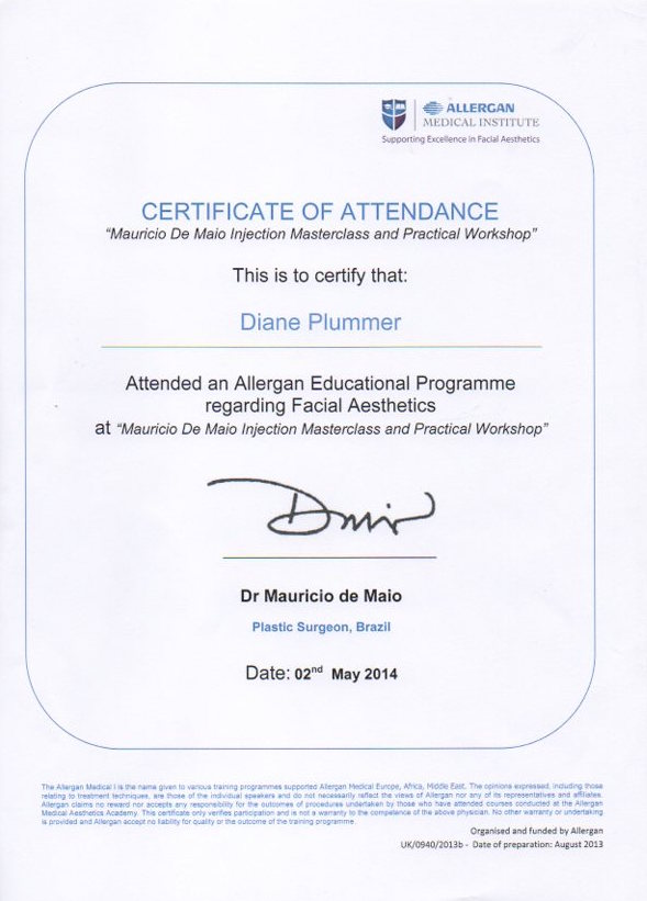 Allergan Medical Institute - Dr Mauricio de Maio Masterclass
